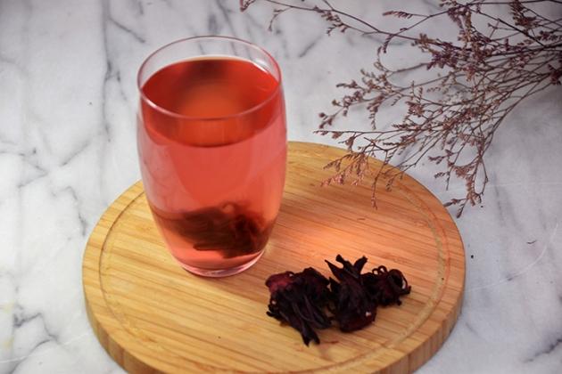 洛神花茶 1