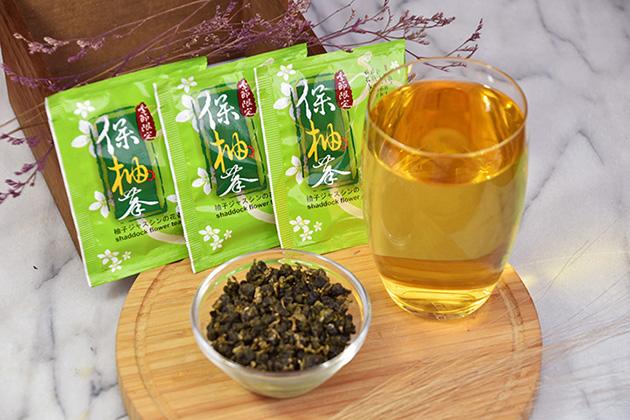 柚花茶(十包茶包) 1