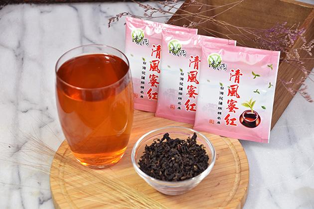 蜜香紅茶(十包茶包) 1