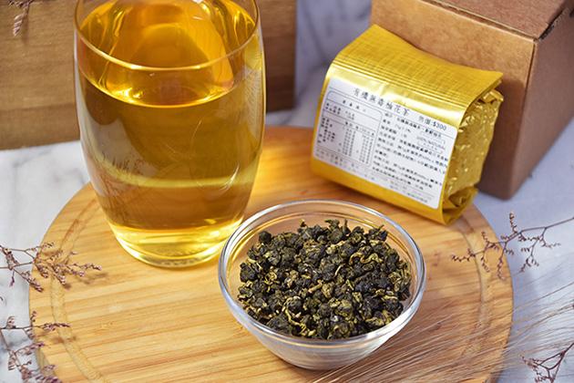 柚花茶(二兩裝) 1
