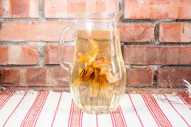 蓮花茶(花朵) 4