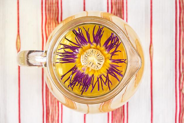 蓮花茶(花蕊) 4